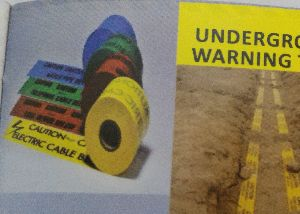 Underground Warning Tapes