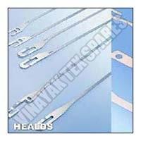 Flat Steel Heald