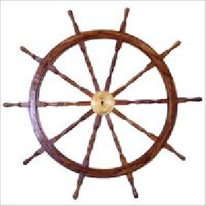 Boat Steering Ship Wheel