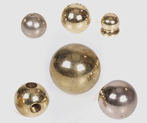 Brass Fancy Balls
