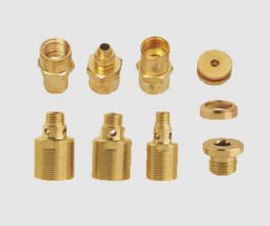Brass Forged Components for Pneumatic