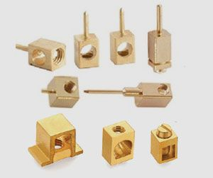 Brass PCB Terminals Connectors