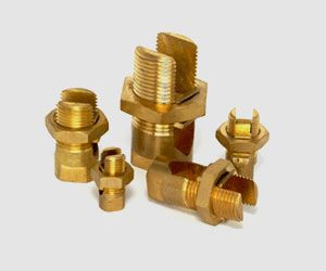 Brass Split Bolts