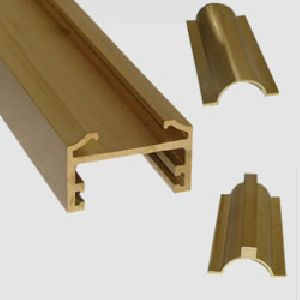 copper extruded profiles