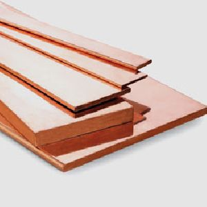 Copper Flat Bars