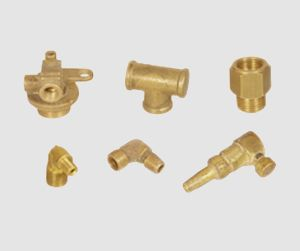 Forged Components For Plumbing and Sanitary