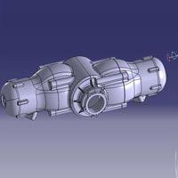 Multi Fuel  Engine