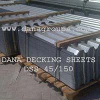 GI Steel Floor Decking System (DSD 45/150)