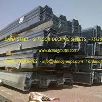 GI Steel Floor Decking System (DSD 75/305