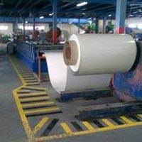 Pre painted (PPGI) Coils Supplier - UAE