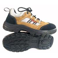Safety Shoes Tan (3210)