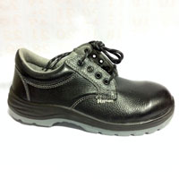 PSL Double Density Leather Derby Shoes