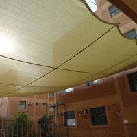 Schools & Courtyards Shade