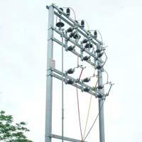 Double Pole Structure 01
