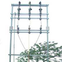 Double Pole Structure 02
