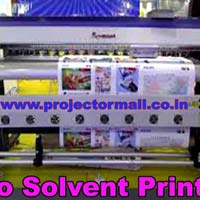 Mini Eco Solvent Printer