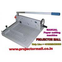Paper Cutting Machine 01