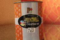 PVC Gold Medium Screen Printing Ink