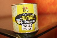 PVC Gold Screen Printing Ink
