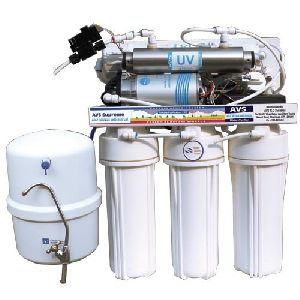 Domestic Water Treatment System