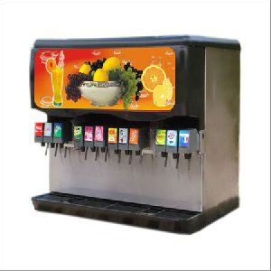 soda flavor machine