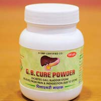 G B Cure Powder