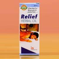Pain Relief Herbal Oil