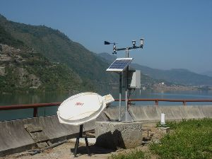 AWS Hydro-meteorology Station