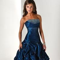 Ladies Party Wear Gowns