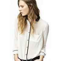 Ladies White Shirt