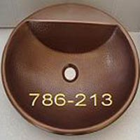 Copper Wash Basin 04