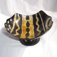 NC-DHP-02 Horn Decorative Bowl