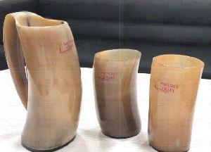 NC-HP-101 Drinking Horn Mug