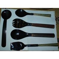 Horn Cutlery Set 02