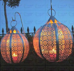 Moroccan Hanging Lamps