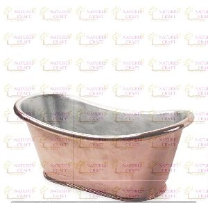 NC-BT-03 Copper Bathtub