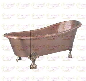 NC-BT-09 Copper Bathtub