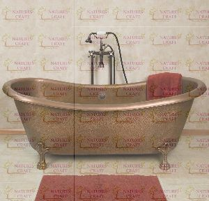 NC-BT-12 Copper Bathtub
