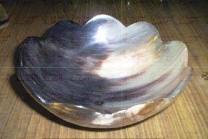 NC-DHP-05 Horn Decorative Bowl
