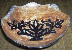NC-DHP-06 Horn Decorative Bowl
