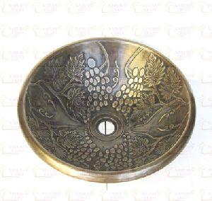 NC-CS-1034 Copper Wash Basin