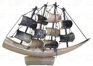 NC-DHP-01 Horn Ship