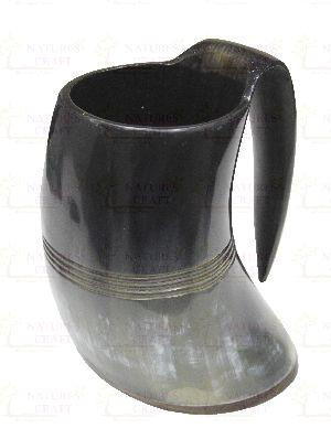 NC-HP-106 Drinking Horn Mug  .