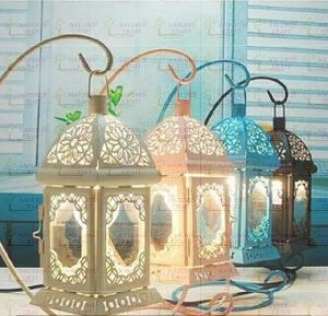 NC-ML-05 Moroccan Hanging Lamp