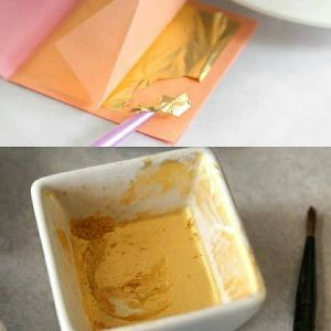 Gold Leaf Powder