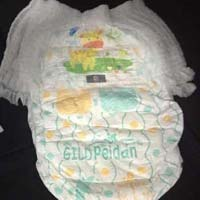 Baby Pant Type Diapers