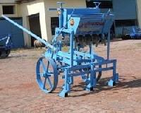 Bullock Operated Seed Drill