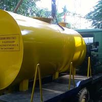 Truck Mounted Sewage Tanks