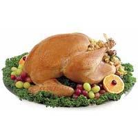 Exotic Turkey Meat