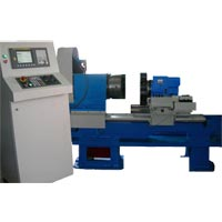 CNC Turning Machine (Refracted Type)